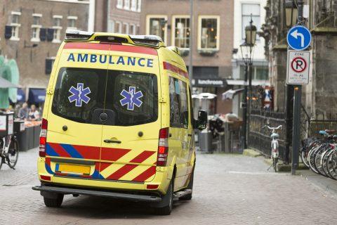 Ambulance. Foto: iStock / Ignatiev