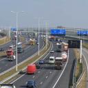 Verkeer op snelweg. Foto: KiM / IenW
