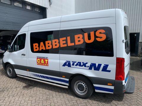 Babbelbus A-Tax de Vries