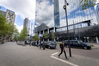 Standplaats Rotterdam CS. Foto: Boomerang / Jan Kok