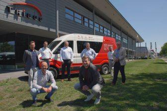 Stichting MVI Volkswagen e-Crafter
