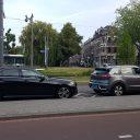 Taxi Rotterdam CS achterzijde