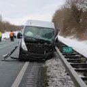 Ongeval N34 bij Borger