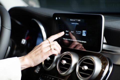 Mercedes-Benz Fuel&Pay