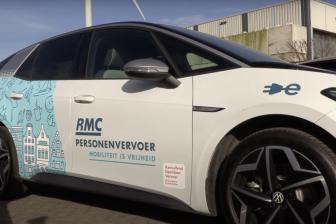 Elektrisch voertuig RMC Amsterdam