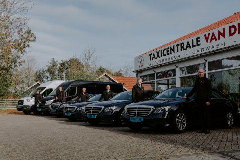 Bedrijfsfoto Taxicentrale van der Bles, Foto: Jessie Jansen