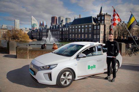 Bolt in Den Haag