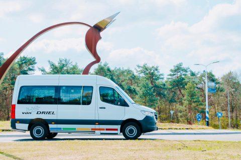 Taxibusje Van Driel