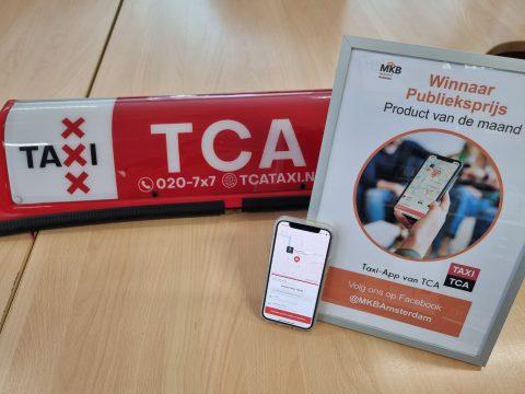 TCA taxi-app