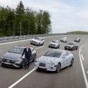 Mercedes-Benz volledig elektrisch