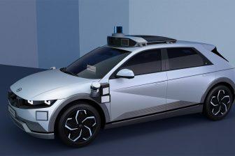 Hyundai robotaxi