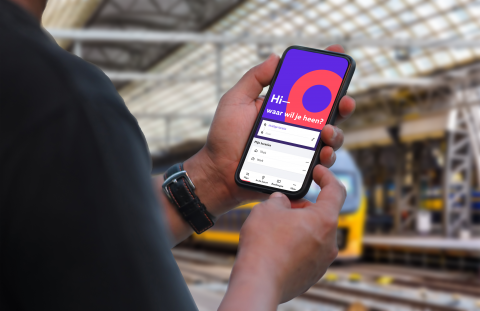 Amaze Mobility, MaaS, MaaS-app