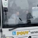 Keertje op de busdag Pouw Vervoer