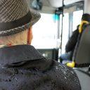 Regen, wmo-vervoer, ouderen